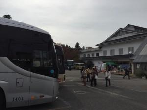 鶴ヶ城会館の観光ボランティア