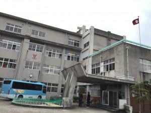 堀川小学校校舎